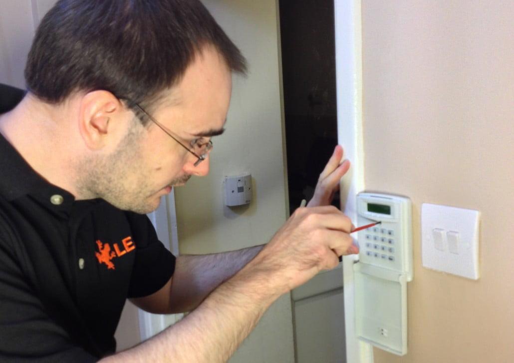 Security Alarm Repairs Local Electrical Alarm People LEAP